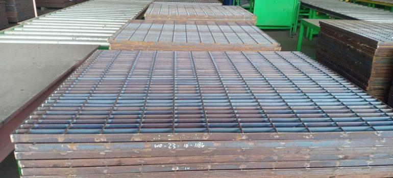 Pabrik Steel Grating