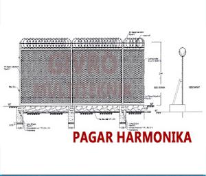 Pagar Harmonika